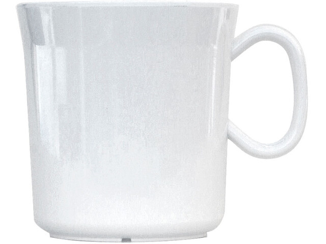 Waca Mug Melamine 400ml, white